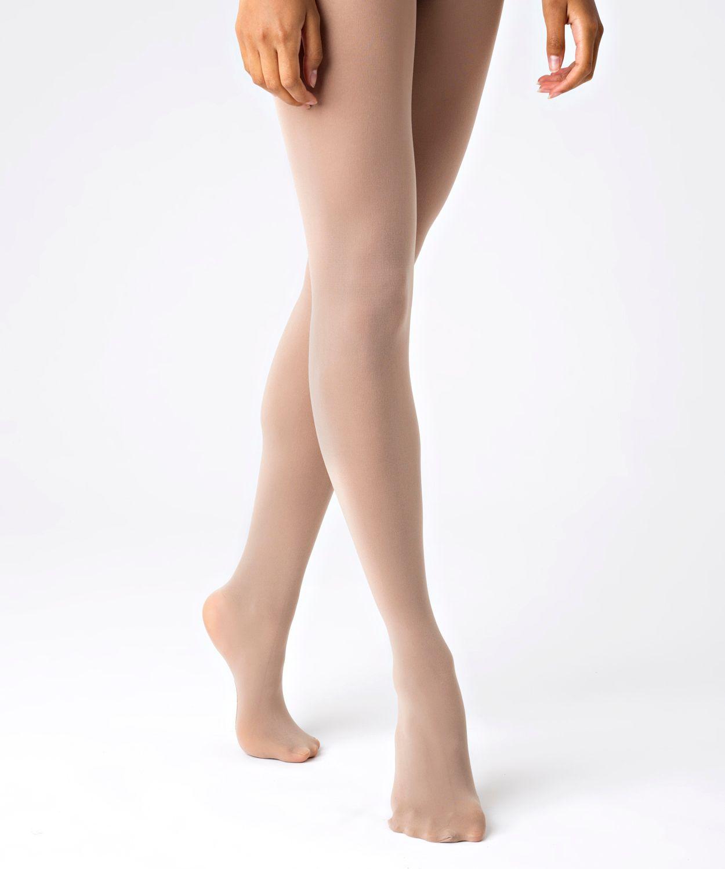 51a0a55c929b4 Convertible Foot Ultra Soft Dance Tight - Girls