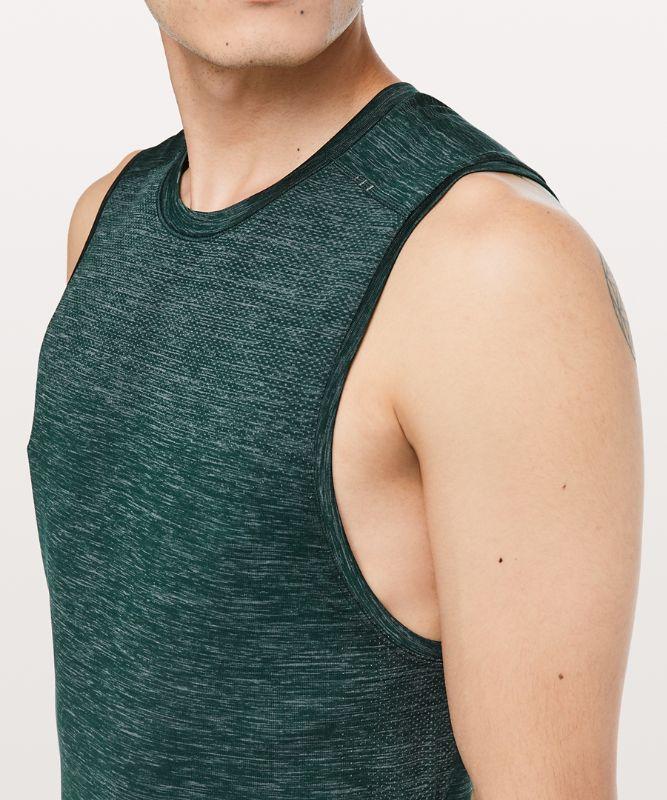 Metal Vent Tech Muscle Tank