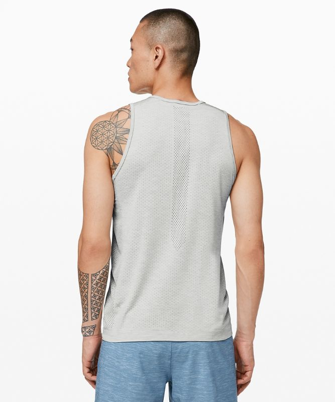 Metal Vent Breathe Tanktop