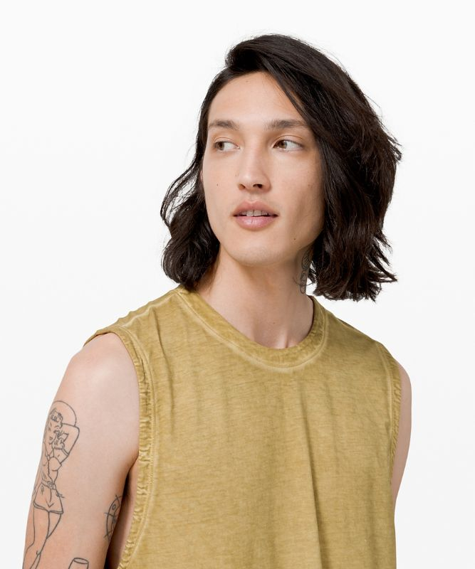 LAB Ashta Sleeveless Tee
