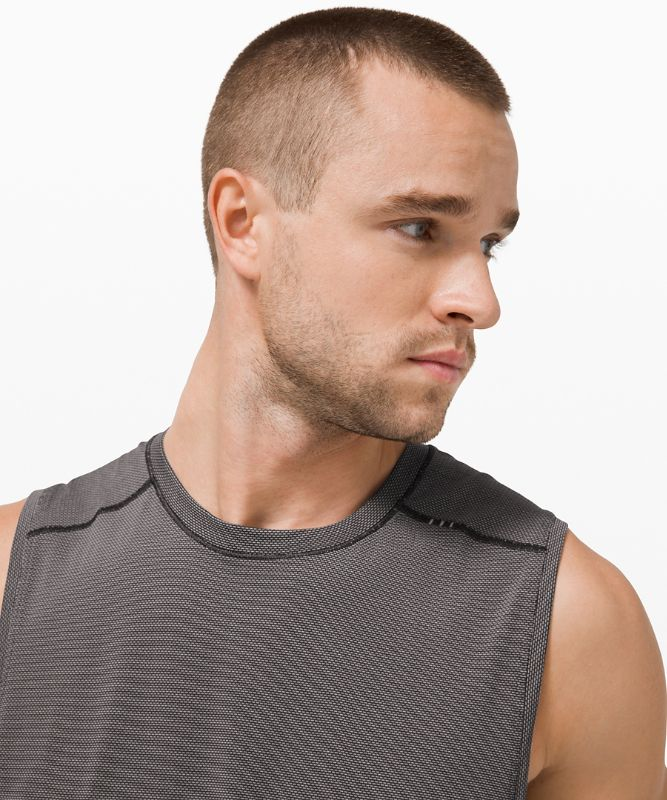 Metal Vent Tech Sleeveless 2.0