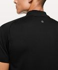 Metal Vent Tech Polo BLK/BLK XL
