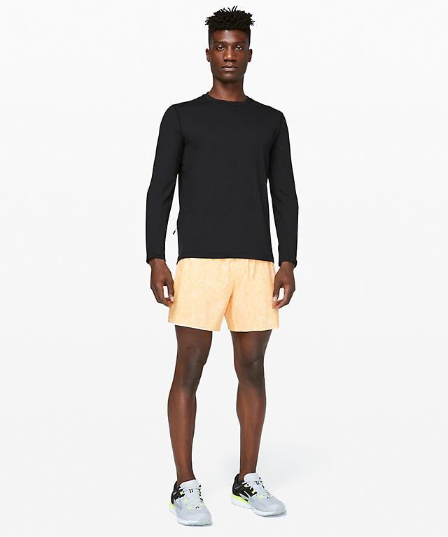 Surge Warm Long Sleeve | Men's Long Sleeve Tops