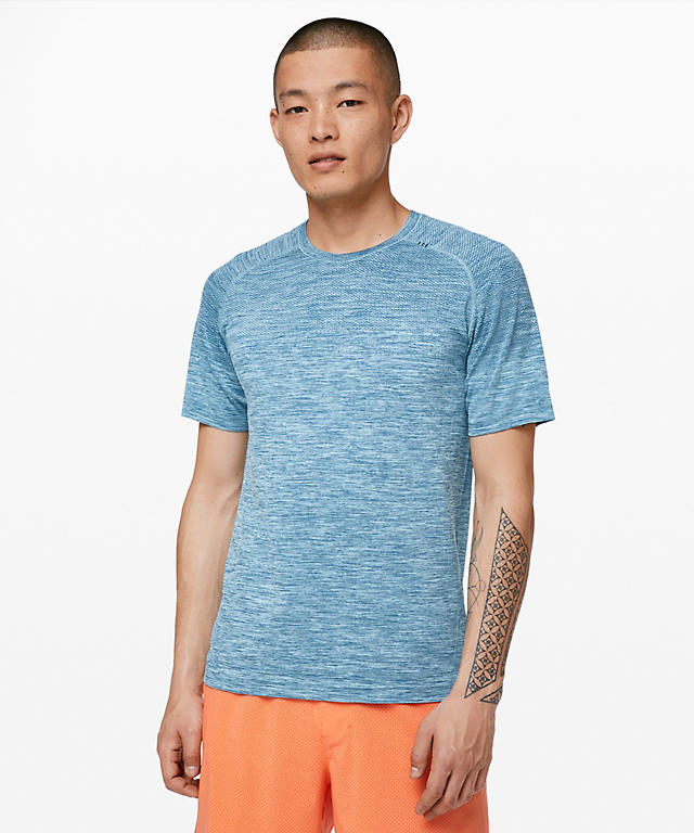 78760754 Metal Vent Tech Short Sleeve | Men's Short Sleeve Tops | lululemon ...