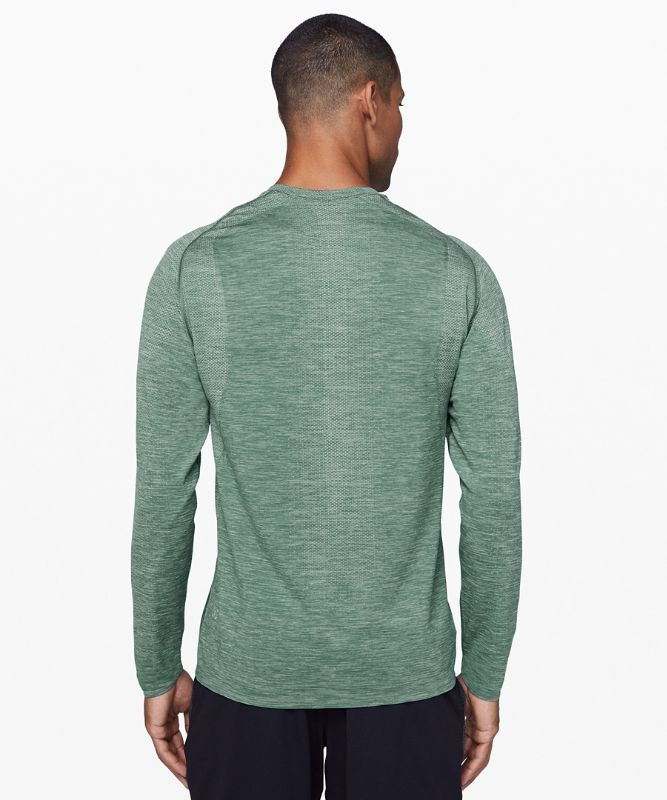 Metal Vent Tech Langarm-Shirt