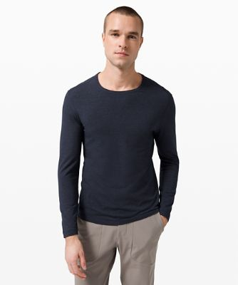 5 Year Basic Langarm-Shirt