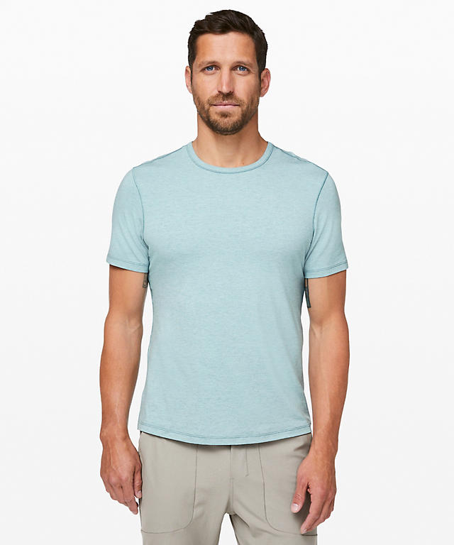 520774a13 5 Year Basic Tee *Updated Fit | Men's Short Sleeve Tops | lululemon ...
