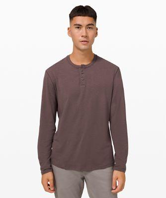 5 Year Basic Langarm-Shirt Henley