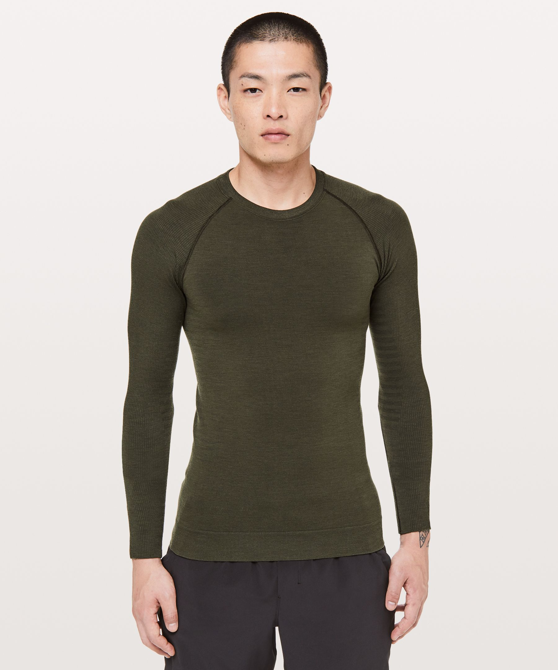 Keep The Heat Thermal Long Sleeve New by Lululemon