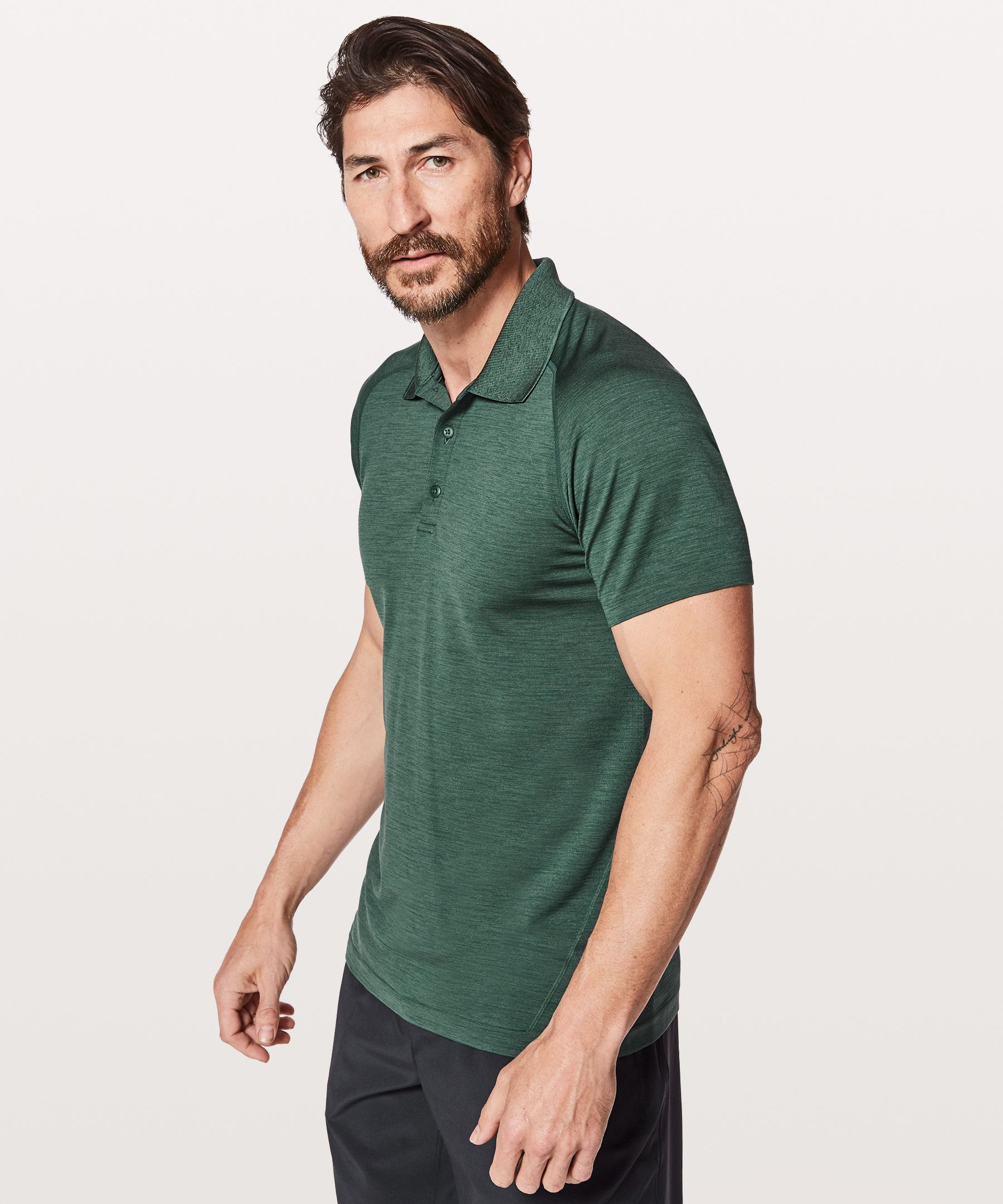 Metal Vent Tech Polo New | Tuggl