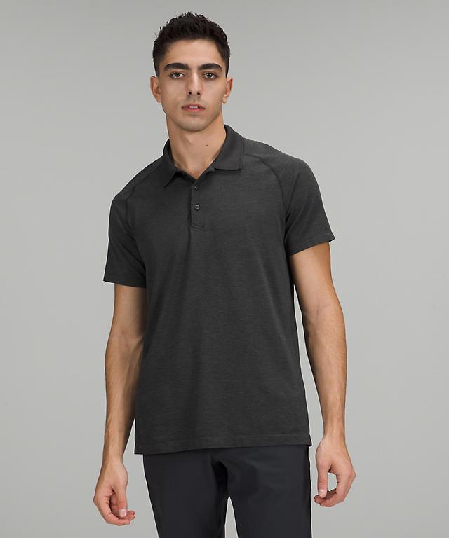 26e10f9af3 Metal Vent Tech Polo | Men's Short Sleeve Tops | lululemon athletica