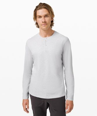 5 Year Basic Long Sleeve Henley
