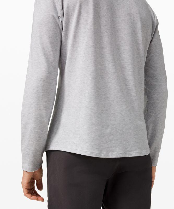 5 Year Basic Long Sleeve Henley