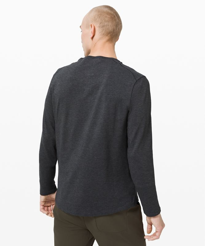 5 Year Basic LS Henley