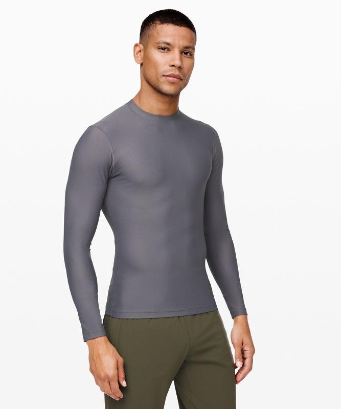 Zoned In Langarm-Shirt