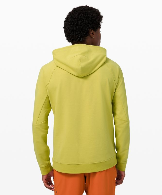 City Sweat Pullover Hoodie French Terry