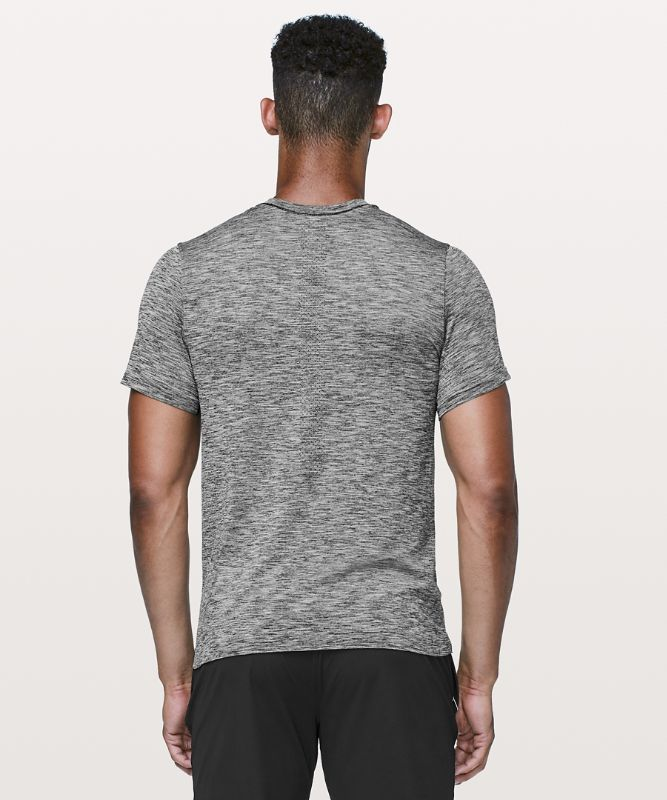T-shirt Tech métal Élan