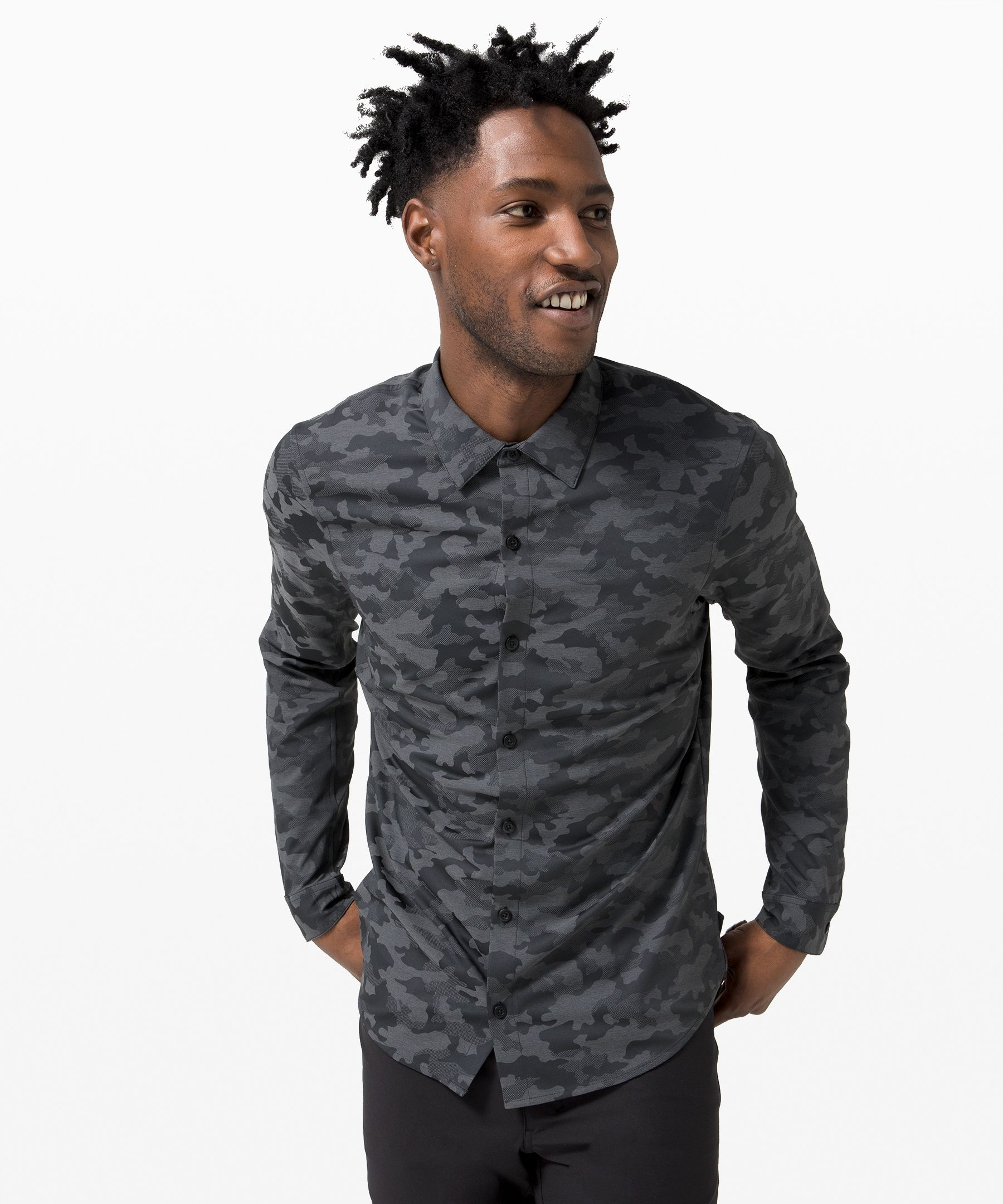 Down To The Wire Shirt by Lululemon