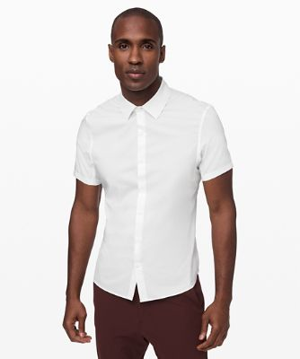 Down to the Wire Slim Fit Short Sleeve