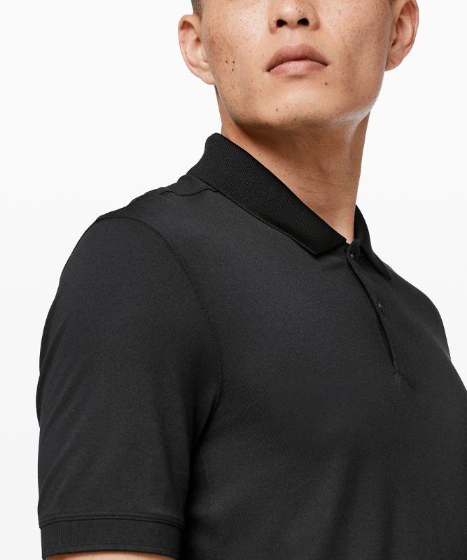 Tech Pique Polo