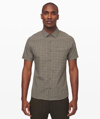 Grid Light Short Sleeve Shirt