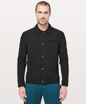 시티 익스커젼 재킷, BLACK