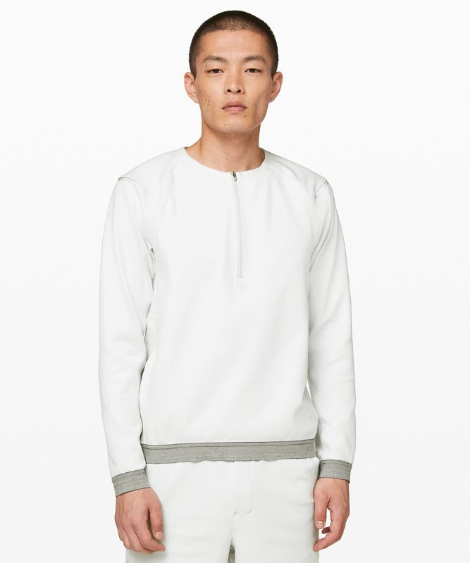 Diffract 1/2 Zip Pullover *lululemon lab