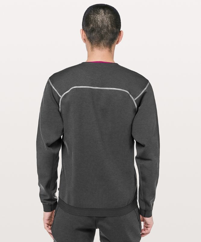 Diffract 1/2 Zip Pullover *lululemon lab