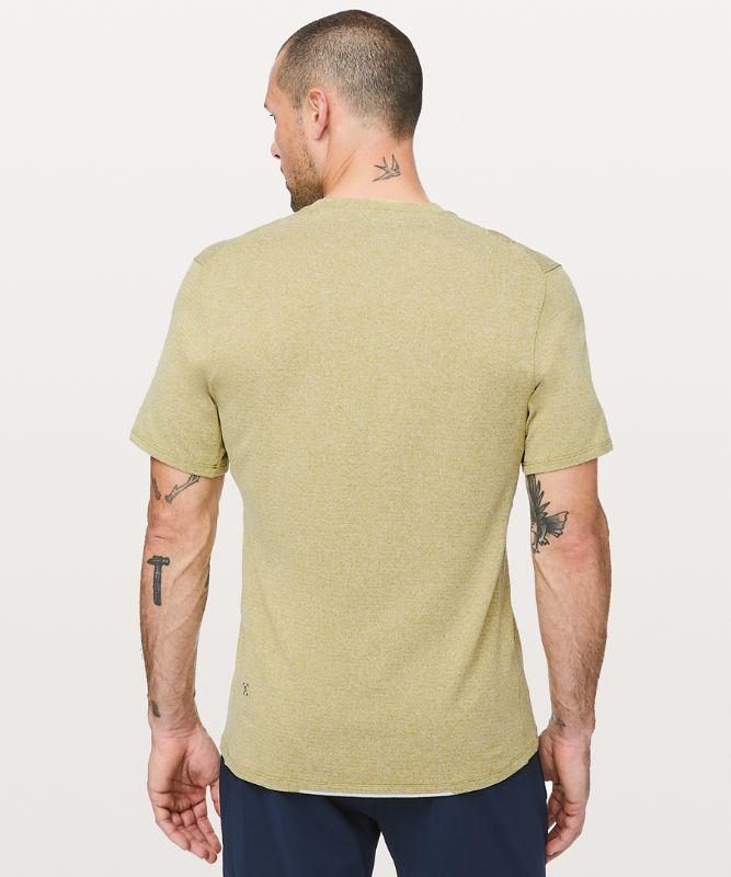 DrySense Mesh Short Sleeve