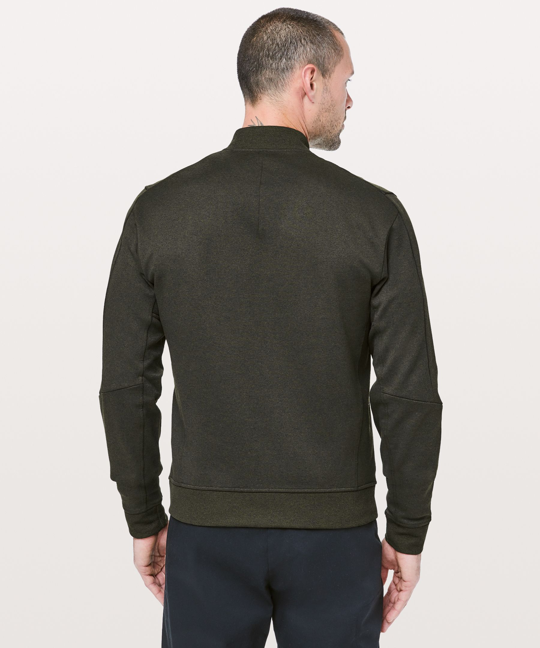 City Sweat Bomber *Thermo