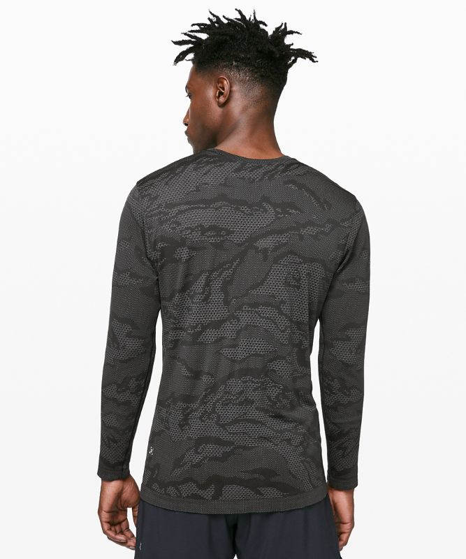 Metal Vent Long Sleeve