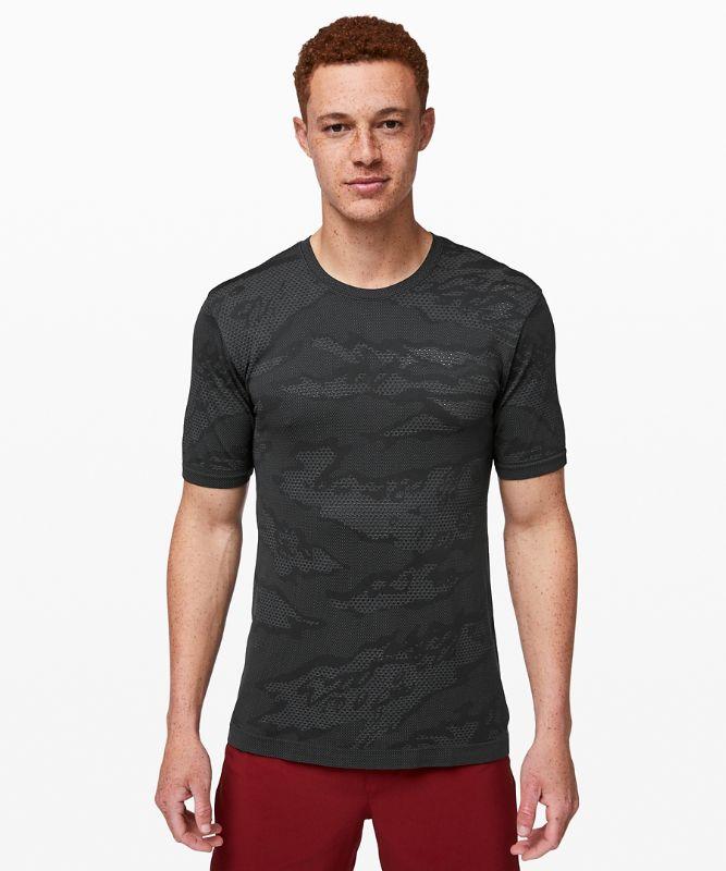 Metal Vent Short Sleeve