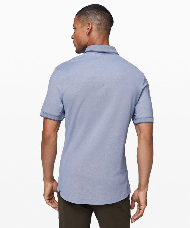 Tech Piqué-Polohemd