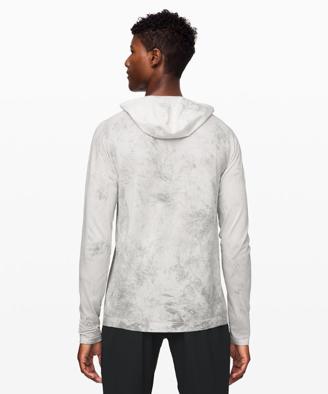 Metal Vent Tech Pullover Hoodie *Chalk Wash