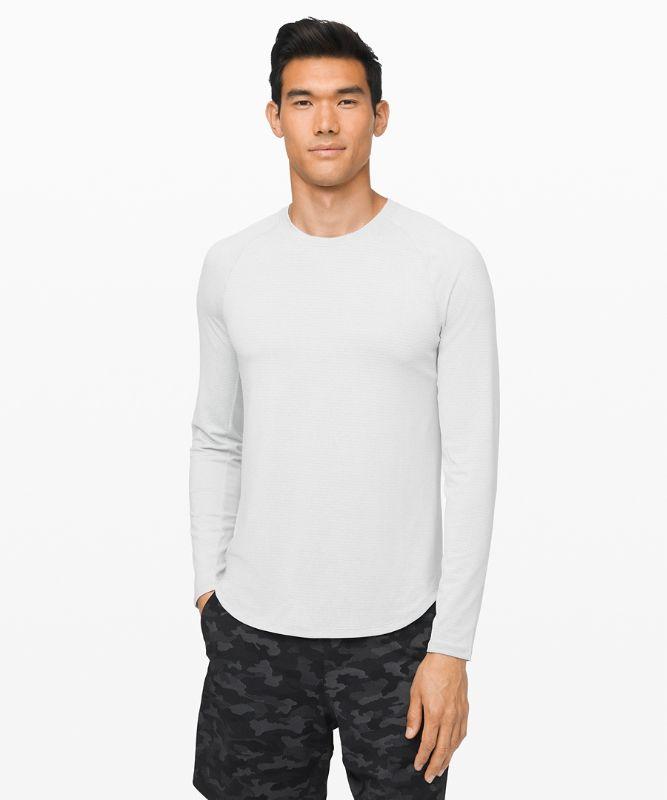 Drysense Mesh Langarm-Shirt