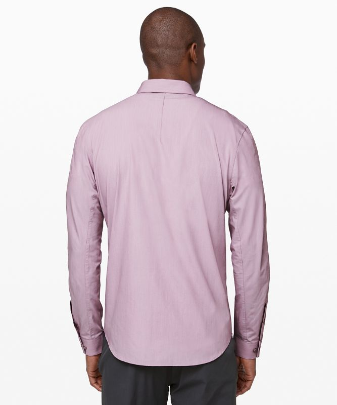 Chemise à manches longues Slim Down to the Wire