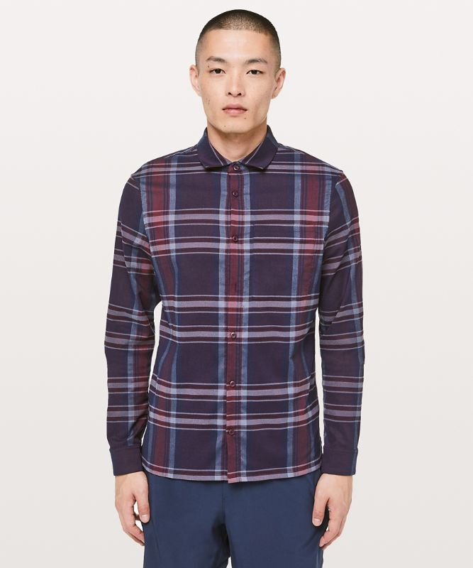 Masons Peak Flannel