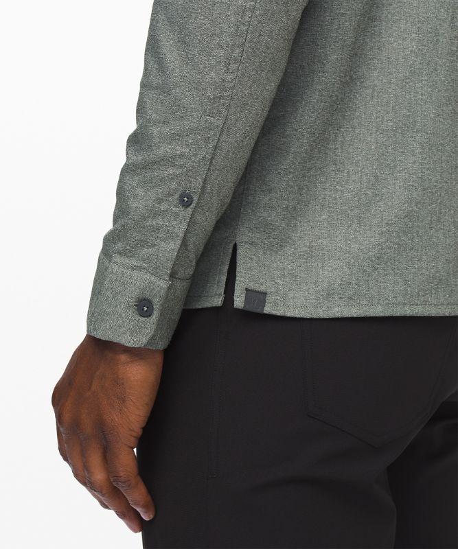 Chemise à manches longues Masons Peak