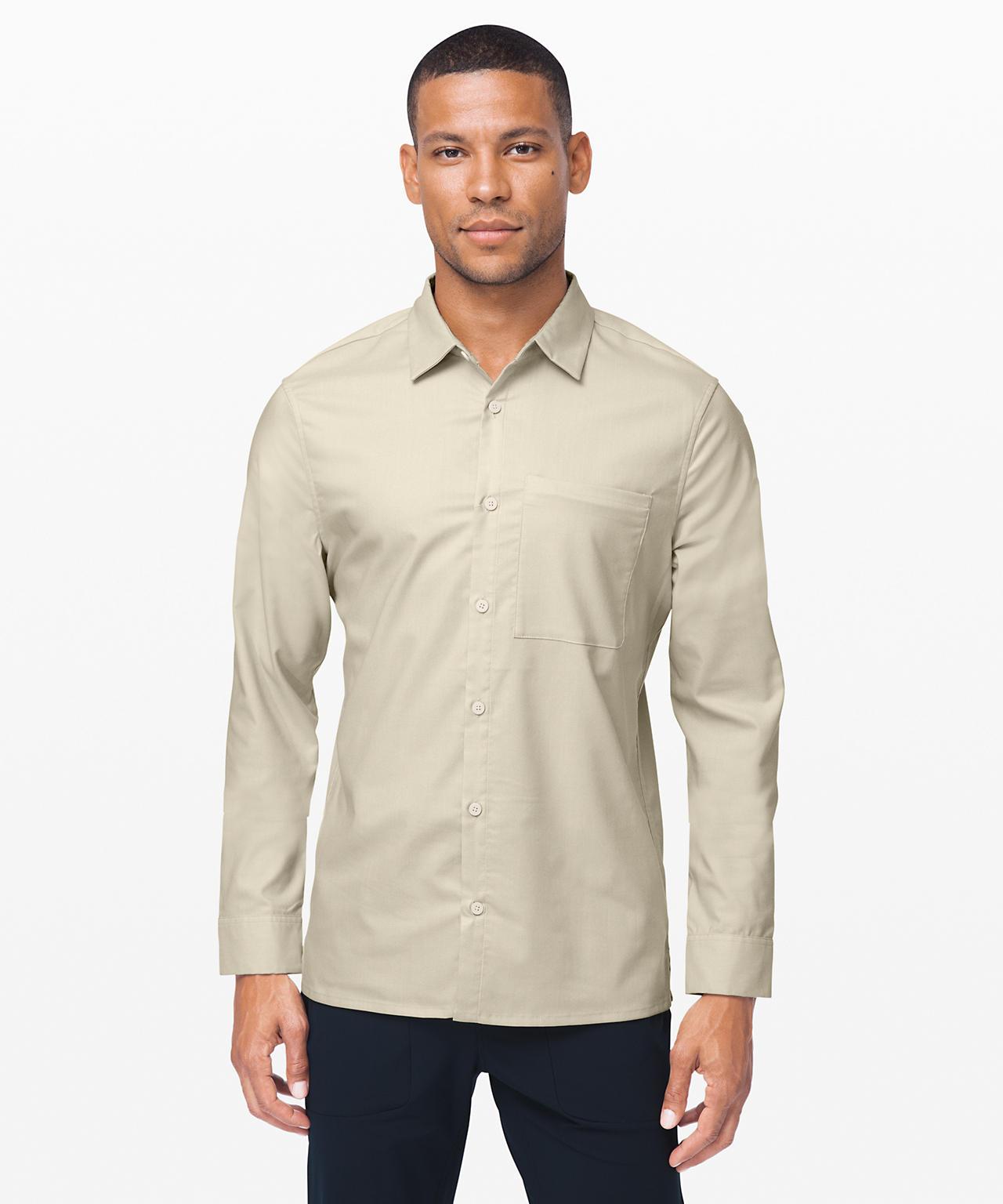 Masons Peak Long Sleeve Shirt New by Lululemon