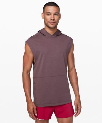 Early Up Sleeveless Hoodie *lululemon X Barry's