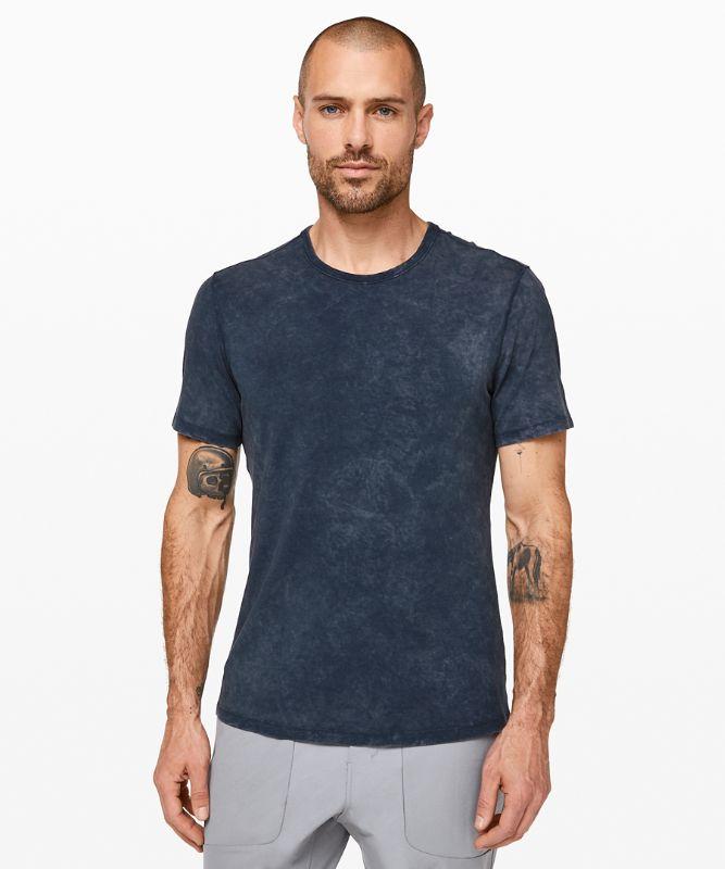 5 Year Basic T-Shirt *Cloudy Wash