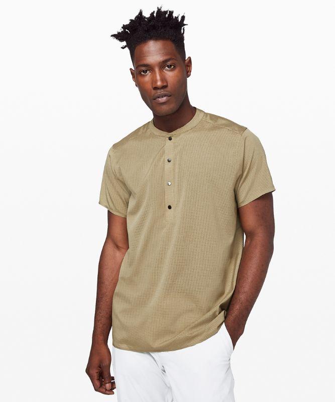 T-shirt Henley Eurus