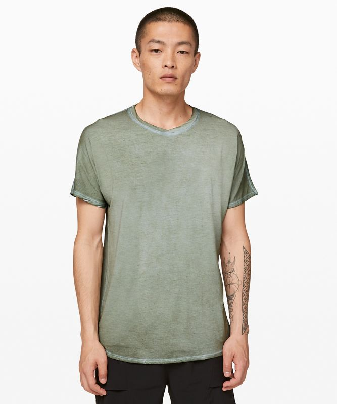 Tephras X-Over Short Sleeve *lululemon lab