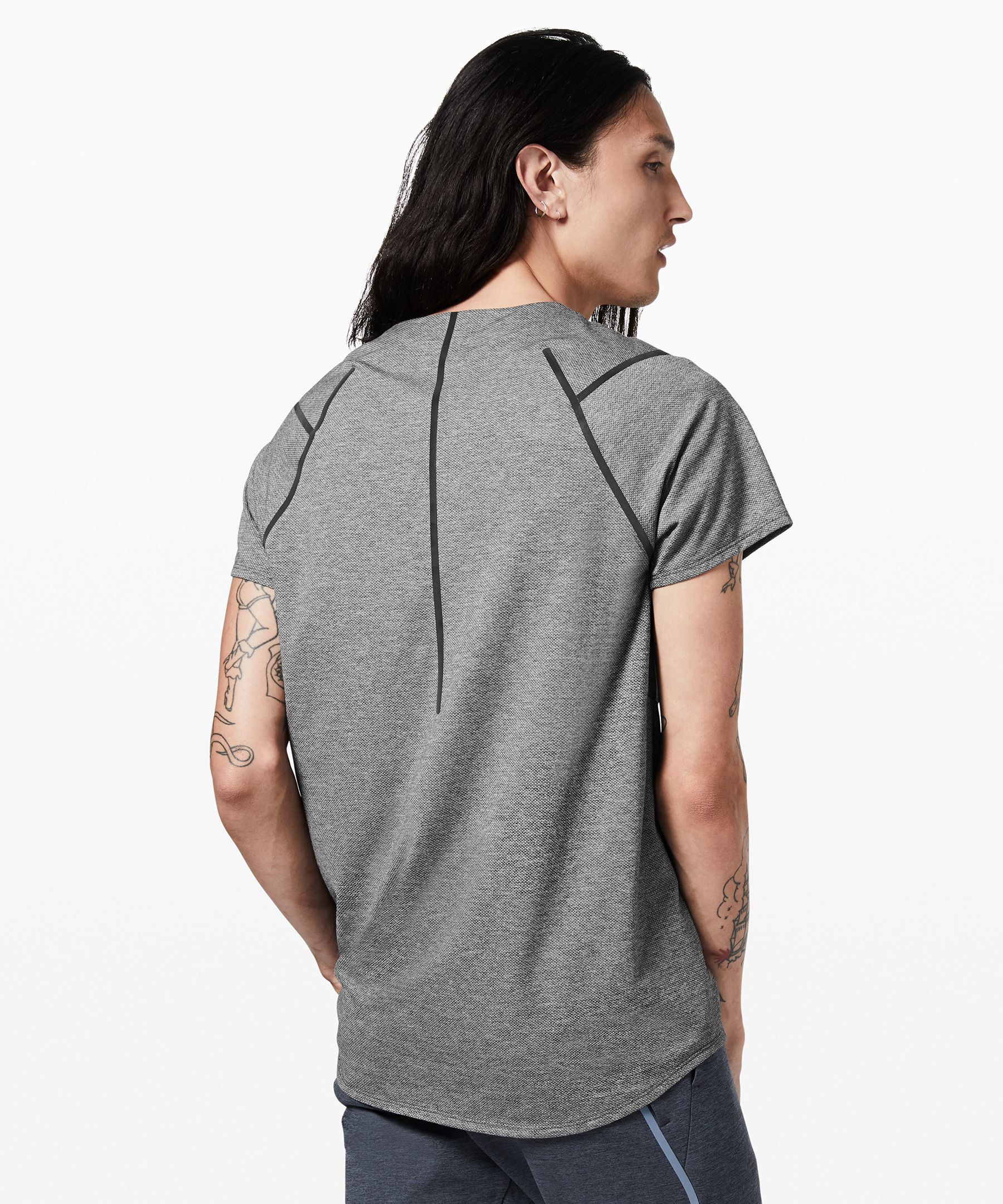 Refract Short Sleeve *lululemon lab