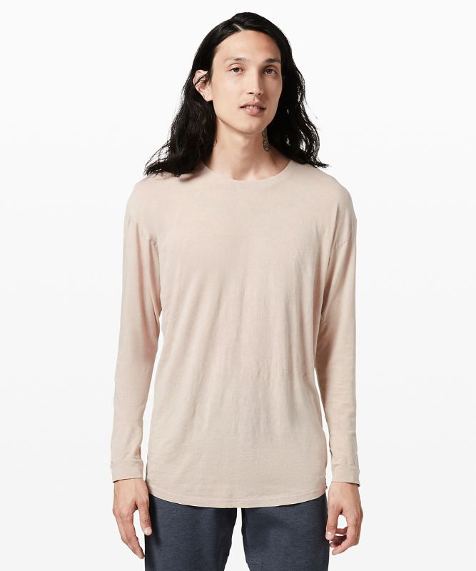 Ashta Long Sleeve Tee *lululemon lab