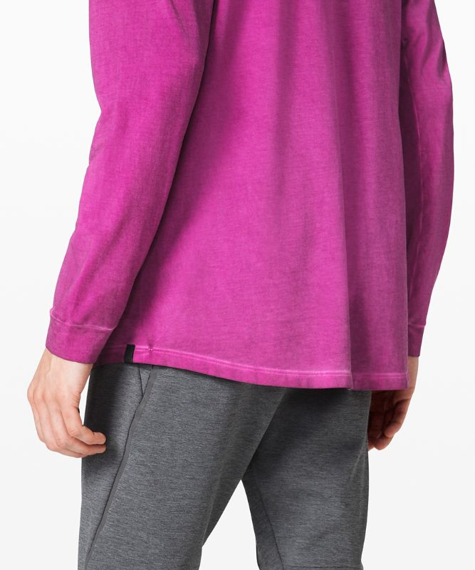 Ashta Long Sleeve Tee