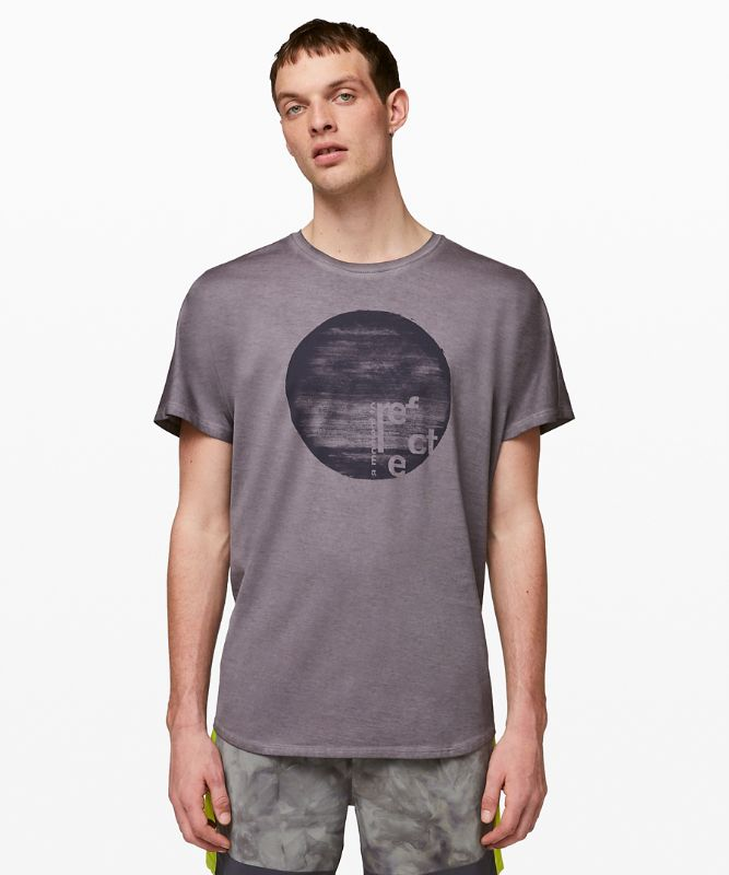 Take The Moment Kurzarm-Shirt