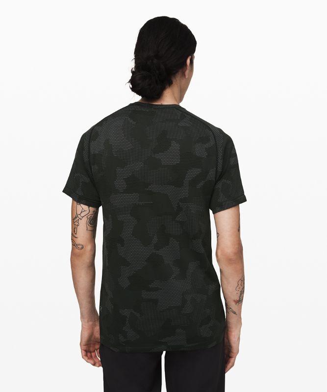 Metal Vent Tech Short Sleeve *Geo Camo