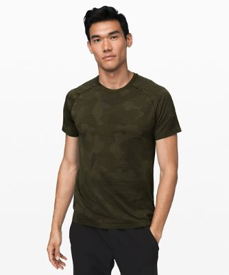 Metal Vent Tech Short Sleeve *Geo Camo