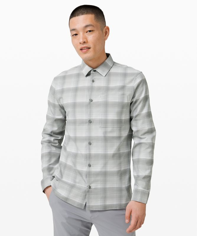 Masons Peak Flannel*Reflective